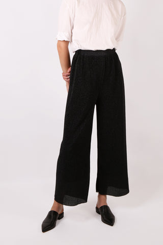 Lurex Pant Black - ShopGoh