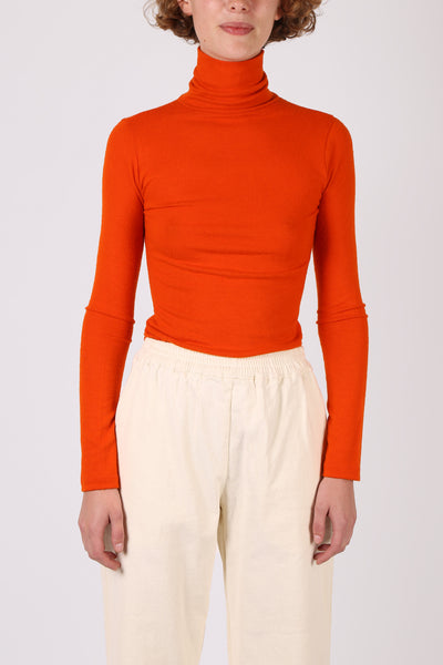 Turtleneck Orange