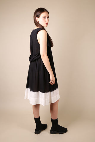 Bernhard Willhelm Black/White Dyed Dress