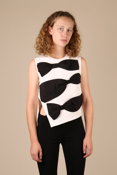 JW Anderson Bow Top