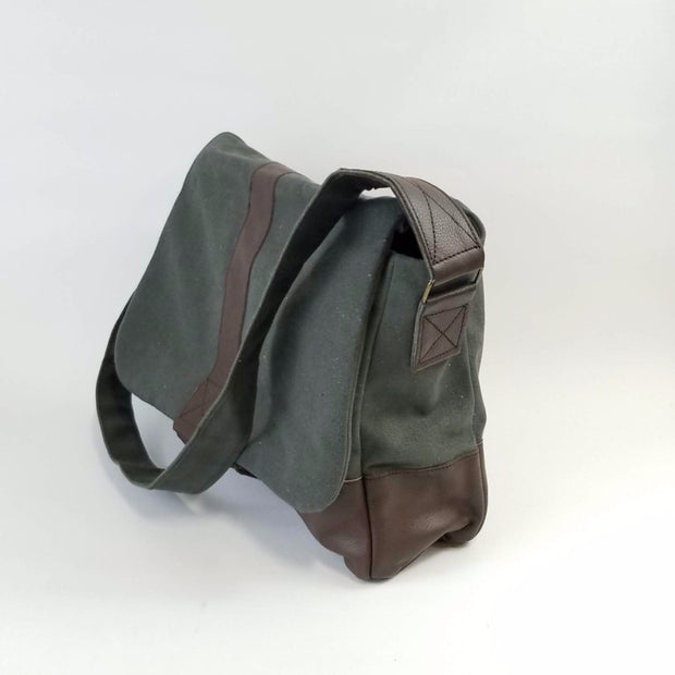 Purnaa - Jitendra Messenger Bag - Messenger Bag - Ethical Trading Company