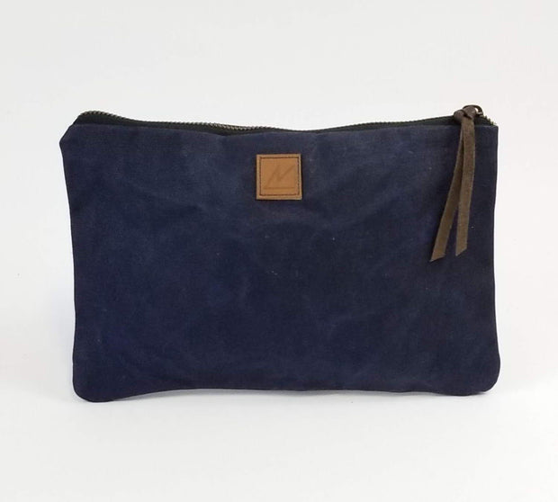 Waxed Canvas Renuka Bag