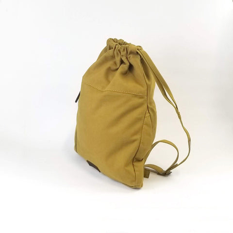 CauseGear - Sport Bag | Yellow - Backpack - Ethical Trading Company