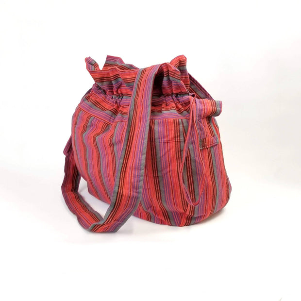 Higher Grounds Craft - Drawstring Nepali Bag - Bags - Ethical Trading Company