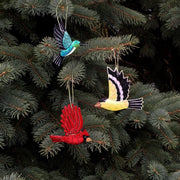 Singing Rooster - Summer Birds Ornaments - Ornament - Ethical Trading Company
