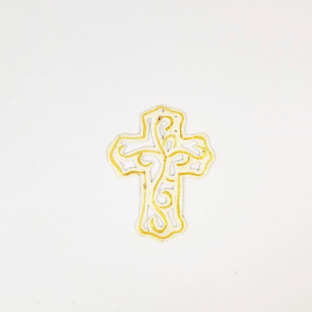 Metal Cross | Ornament