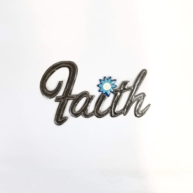 Word Art - Faith