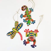 Singing Rooster - Wildlife Ornament - Ornament - Ethical Trading Company