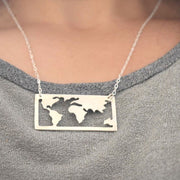 Beauty For Ashes - The World is My Playground Necklace - Jewelry - Ethical Trading Company