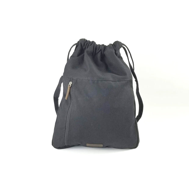 CauseGear - Sport Bag | Black - Backpack - Ethical Trading Company