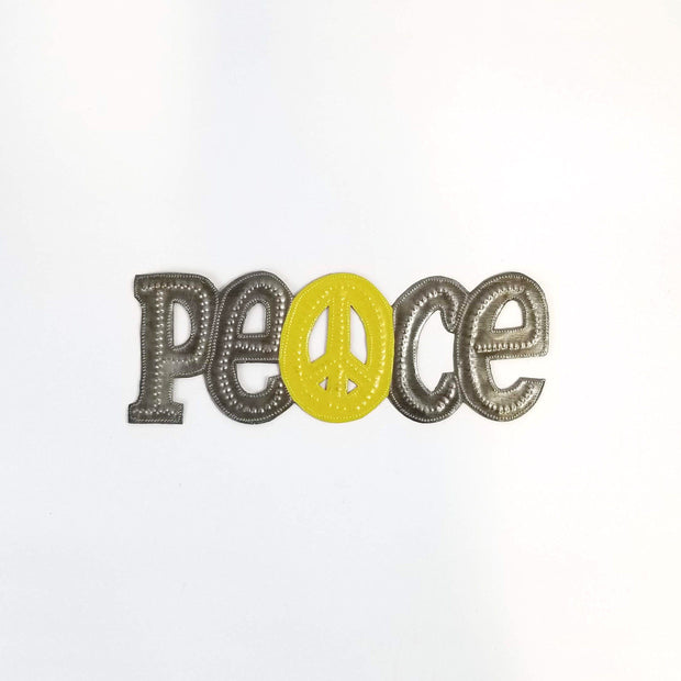 Word Art - Peace