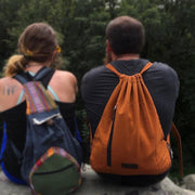 CauseGear - Sport Bag | Orange - Backpack - Ethical Trading Company