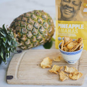 Level Ground Trading - Organic Dried Pineapple - Fruit - Ethical Trading Company