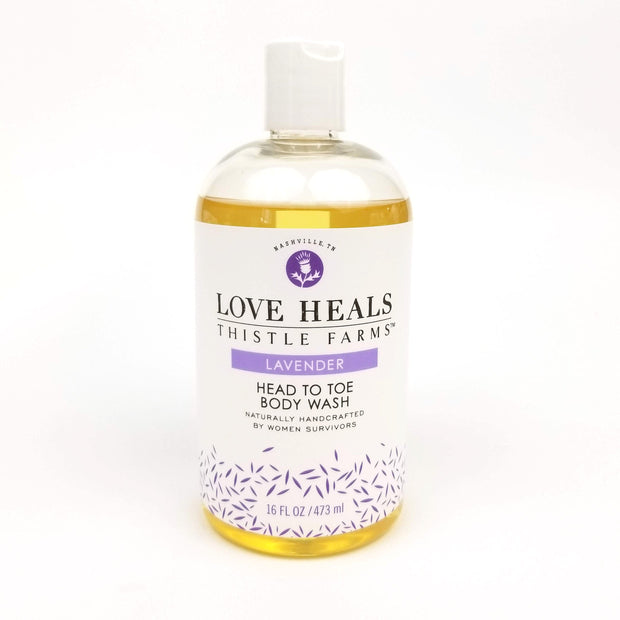 Thistle Farms - Head to Toe Body Wash - Bath & Body - Ethical Trading Company