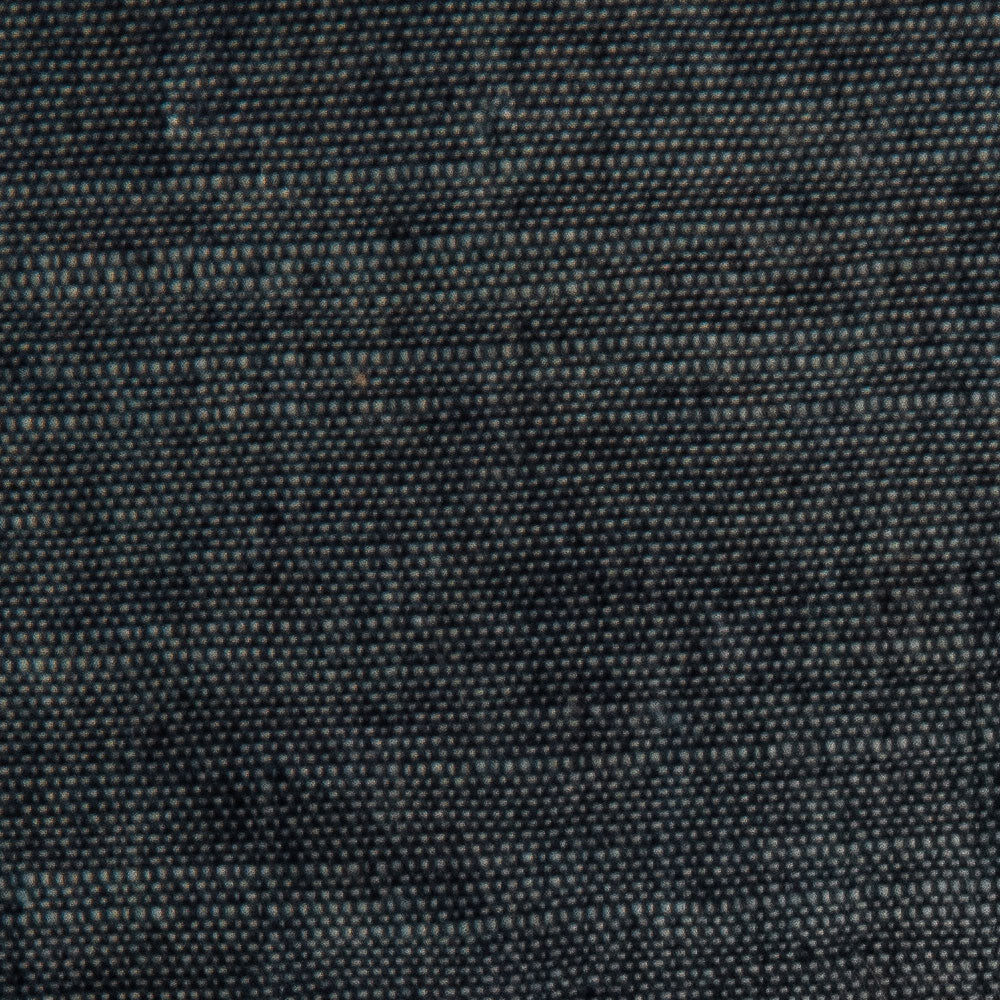 black denim chambray Fabric Swatch