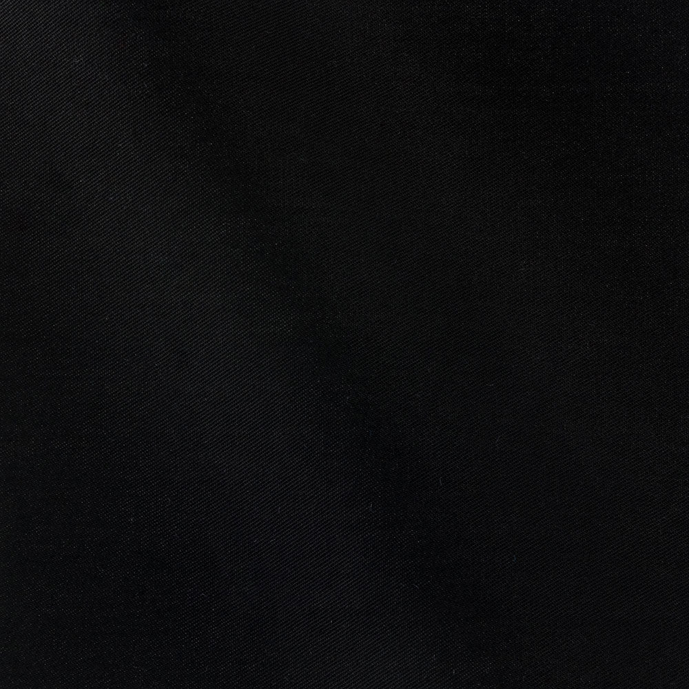 black tencel Fabric Swatch