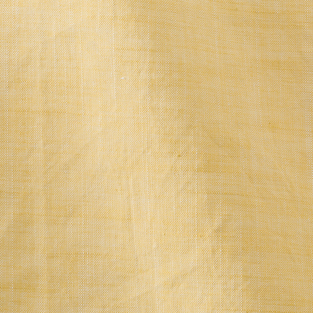 lemon chambray Fabric Swatch