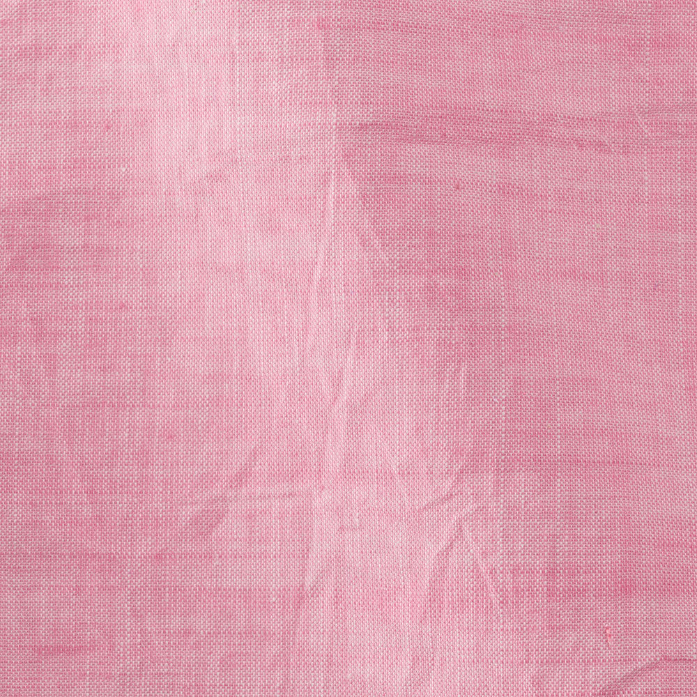 pink chambray Fabric Swatch