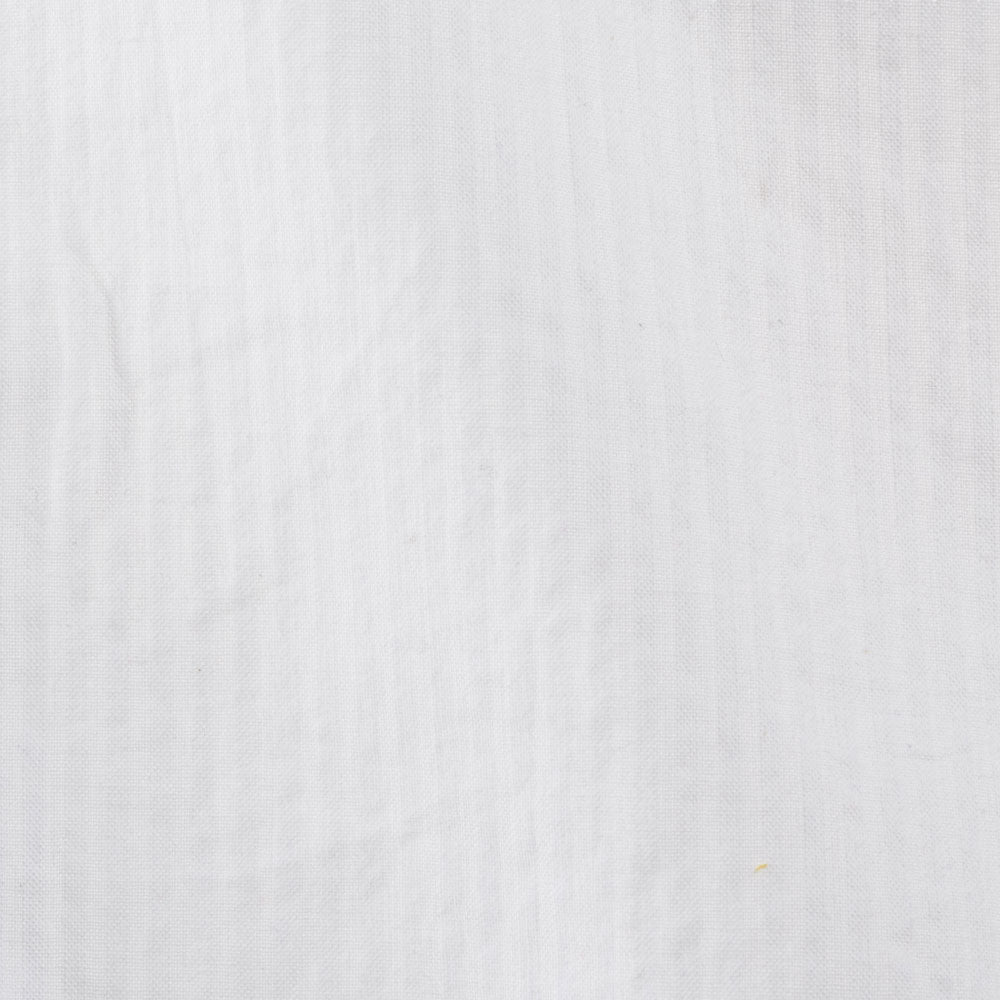white cotton seersucker stripe Fabric Swatch