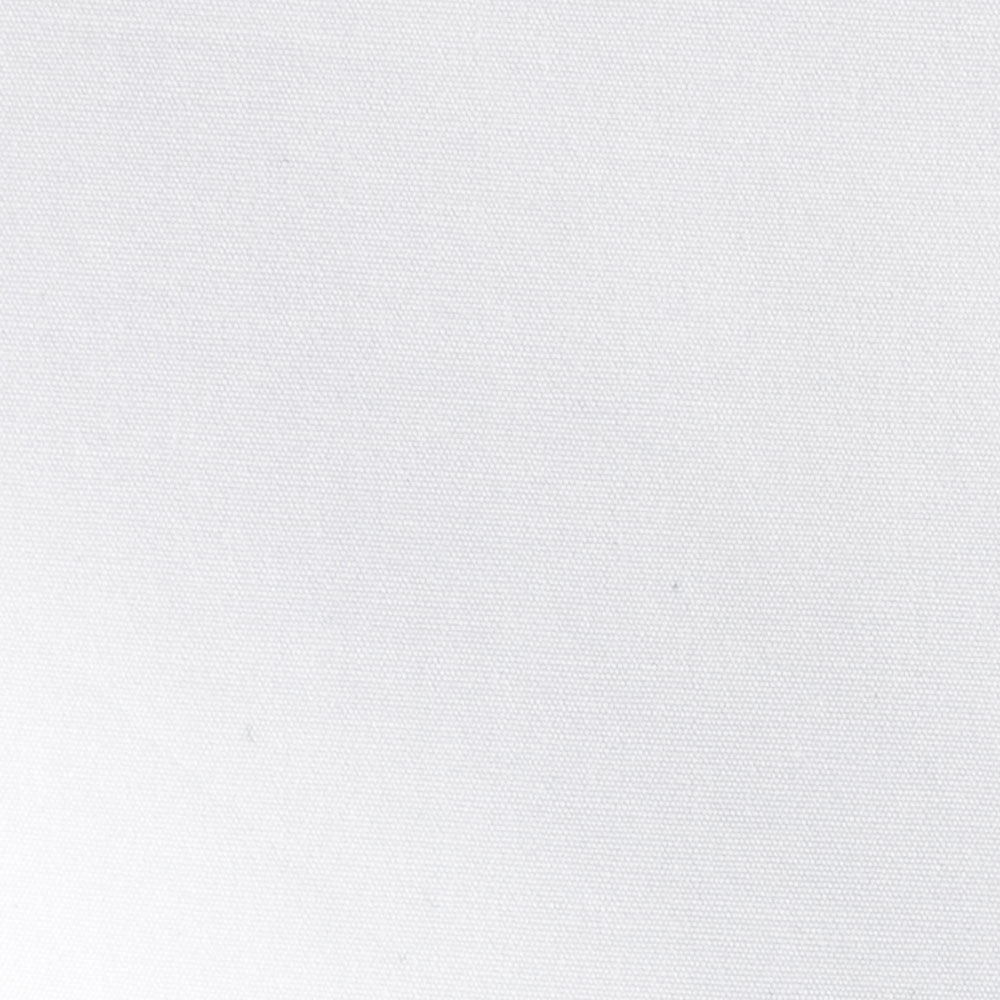 white Egyptian cotton broadcloth Fabric Swatch
