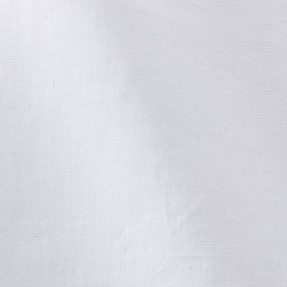 white linen Fabric Swatch