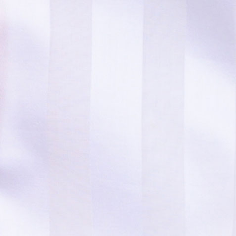 white satin stripe Fabric Swatch