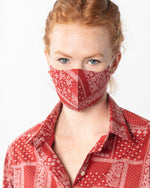 Cloth Face Covering w/Elastic Ear Loops