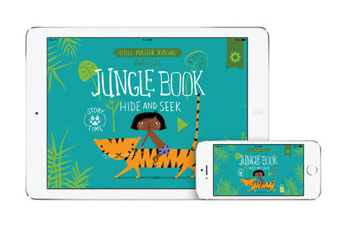Jungle Book Hide and Seek App