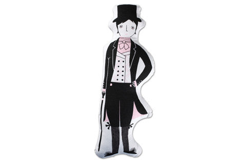Mr. Darcy Doll