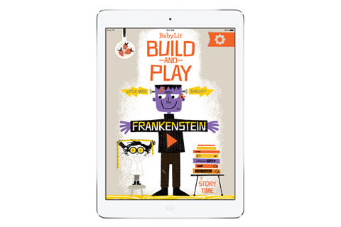 Frankenstein Build and Play App