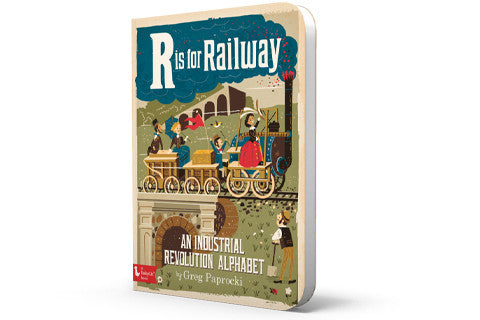 R is for Railway