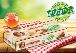 Another delicious Gluten Free MARLENKA product launch!