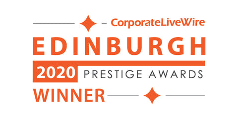 MARLENKA Enterprises Edinburgh 2020 Prestige Awards Winner