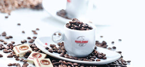 MARLENKA arabica coffee with dark Belgian chocolates