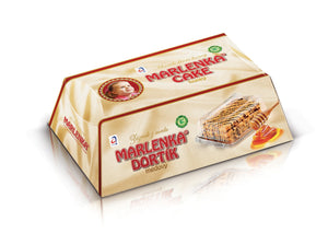 MARLENKA® Cake 100g Honey Baby Cake with walnuts