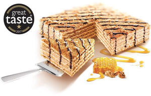 MARLENKA® Cake 800g Honey Cake with walnuts