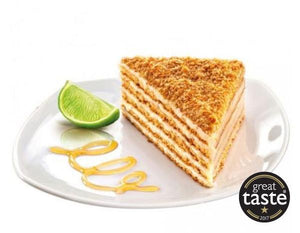 Lemon Honey Cake - MARLENKA UK