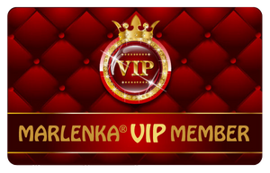 MARLENKA Enterprises VIP Card MARLENKA® VIP CARD