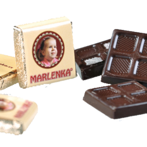 MARLENKA® Mini Chocolates Dark Chocolates 30 pcs