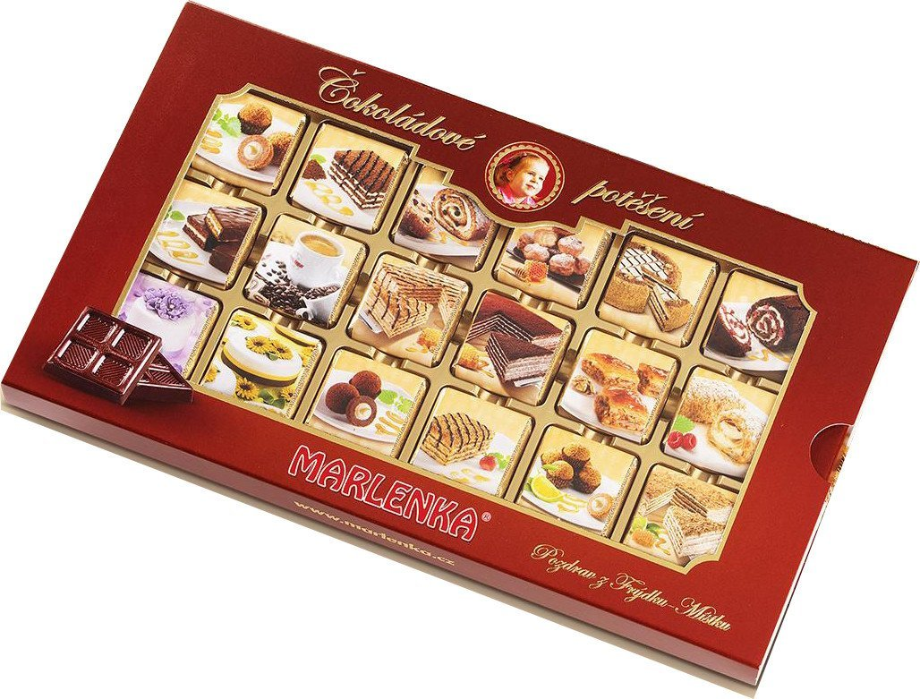 MARLENKA Belgian Chocolates - Gift Box - MARLENKA UK