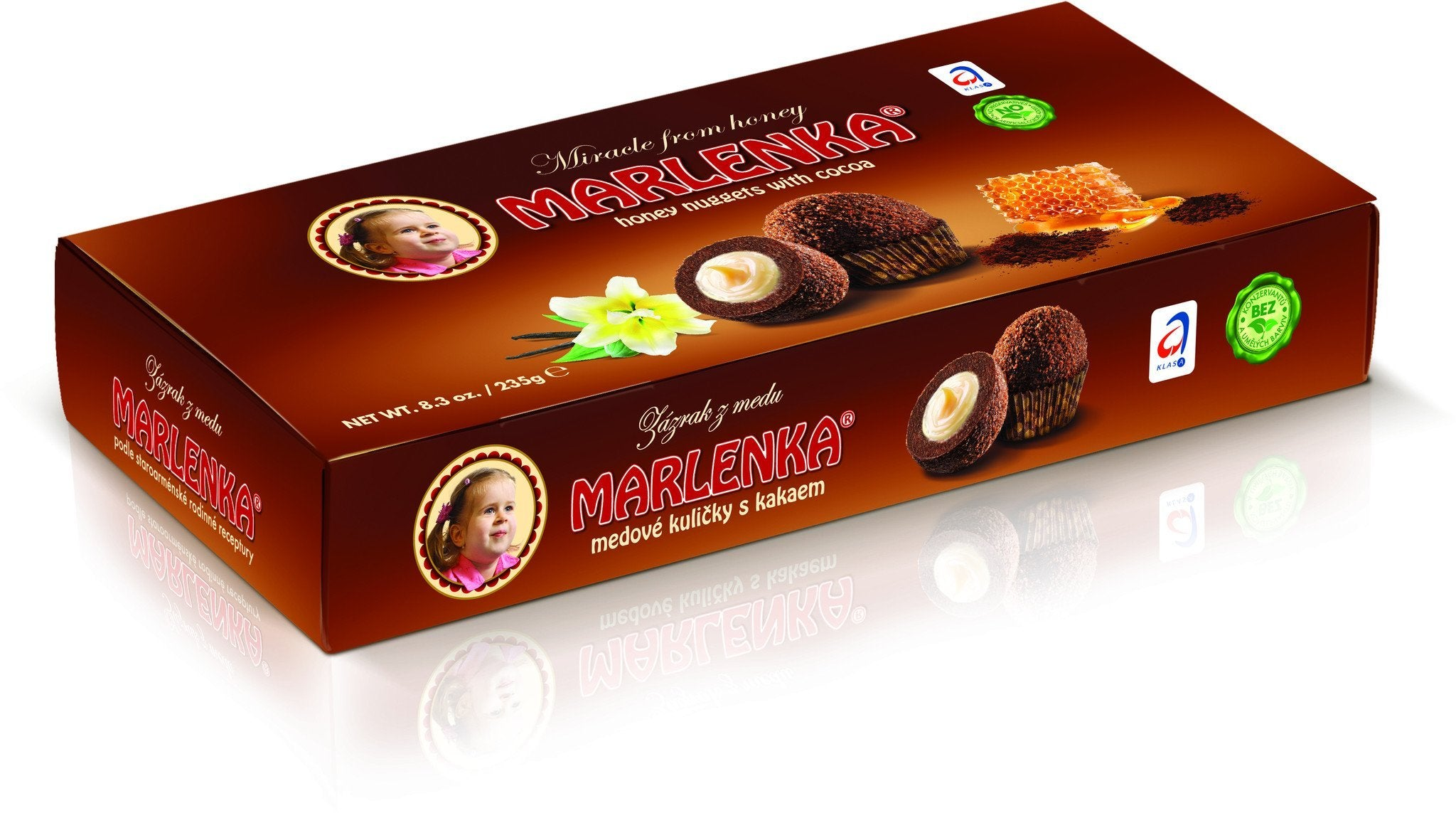 Cocoa Honey Nuggets - MARLENKA Enterprises