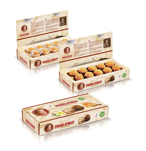 Gluten-Free Honey Nuggets - MARLENKA UK