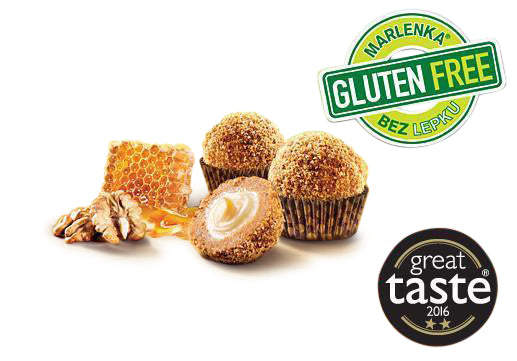 Gluten-Free Honey Nuggets - MARLENKA Enterprises