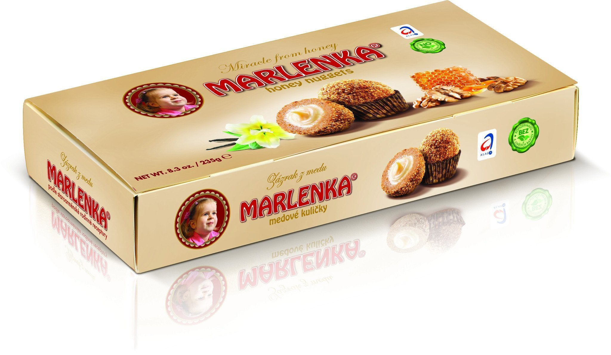 Honey Nuggets - MARLENKA UK