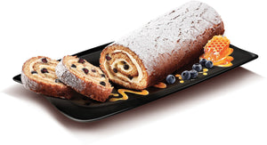 MARLENKA® Roulade Honey Roll with Blueberries