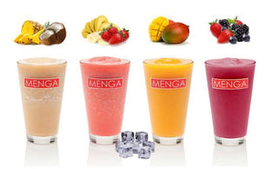 MENGA® Smoothies MENGA Yellow - Mango 1 x 200ml Mango Smoothie