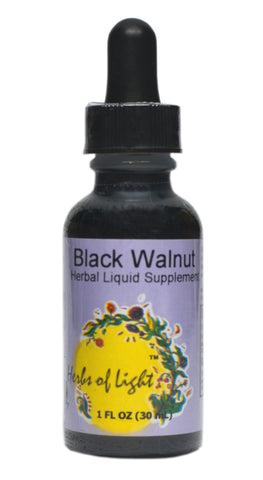 Black Walnut Herbal Extract, 1 ounce