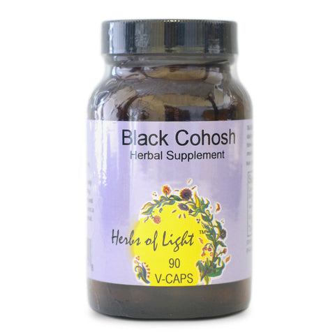 Herbs of Light Organic Black Cohash Capsules, 90ct