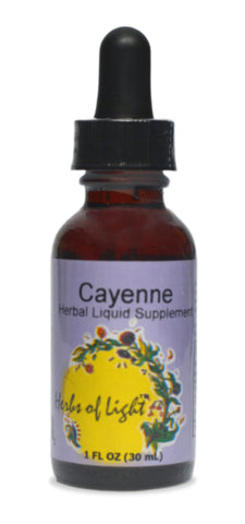 Cayenne Herbal Extract, 1 ounce