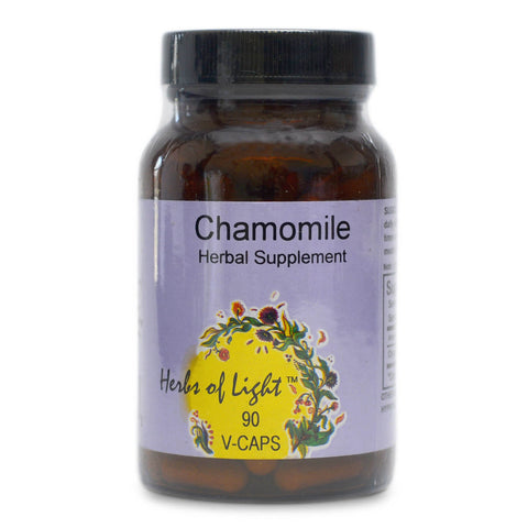 Herbs of Light Organic Chamomile Capsules, 90ct